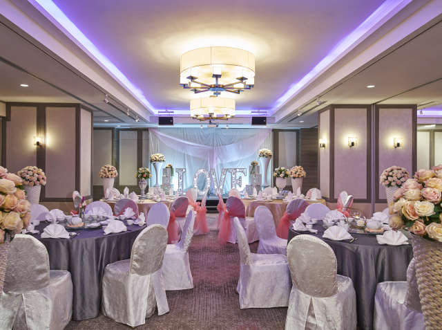 Malay Hotel Wedding