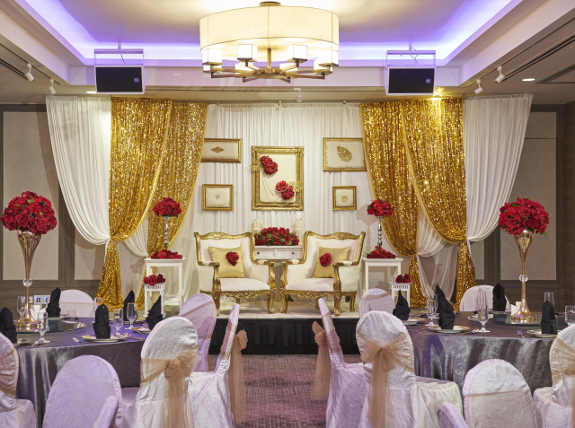 Malay Hotel Wedding Grand Mercure Singapore Malay Banquet